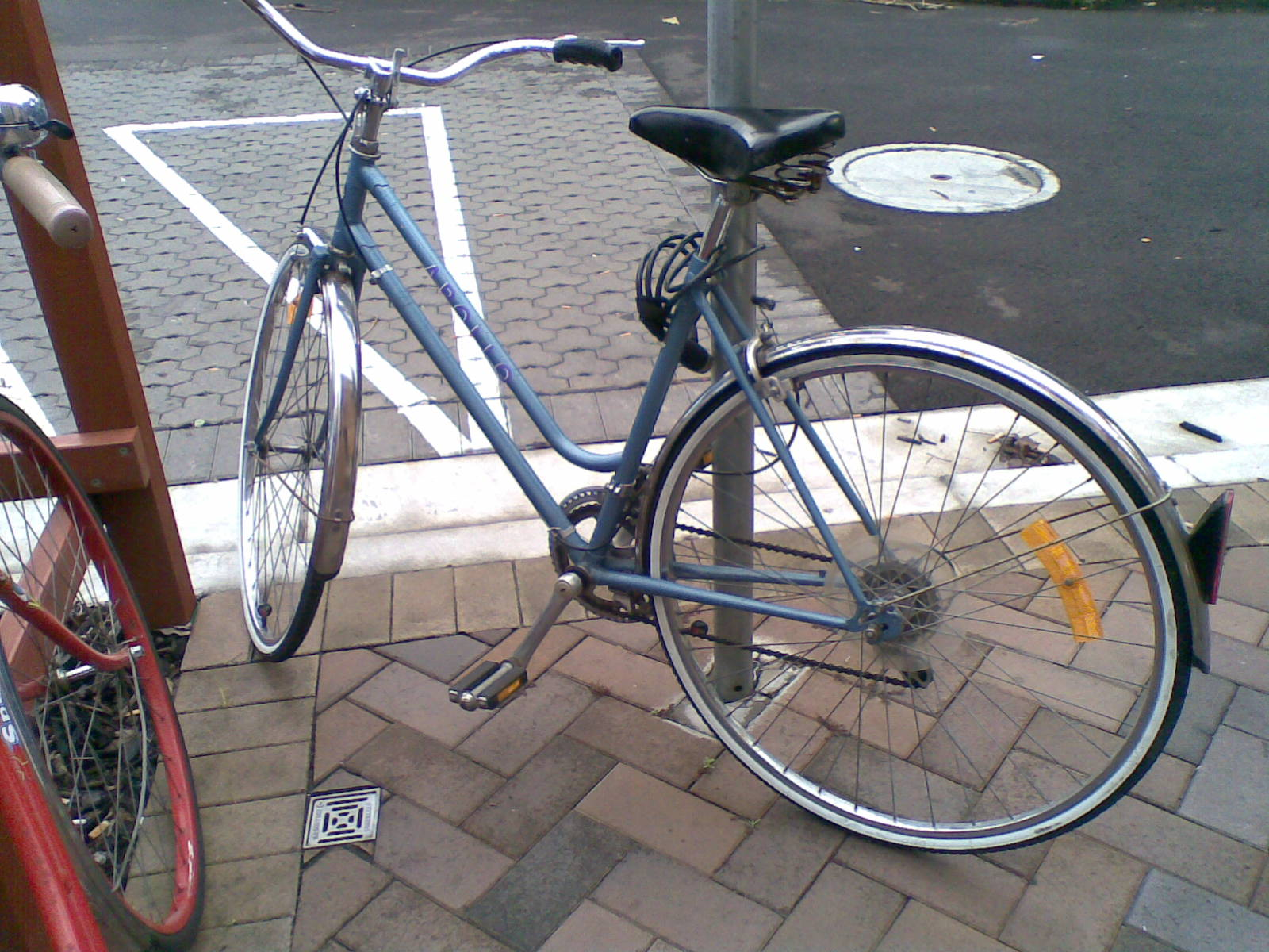 Another vintage bike … Apollo   Bicycles in Newcastle