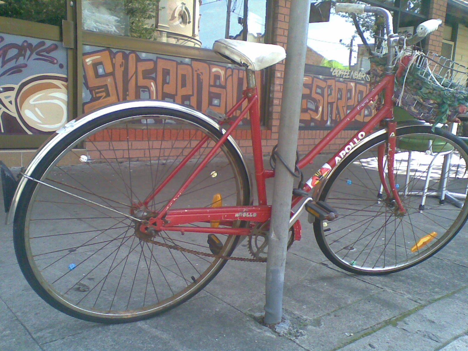 Another Apollo   Bicycles in Newcastle