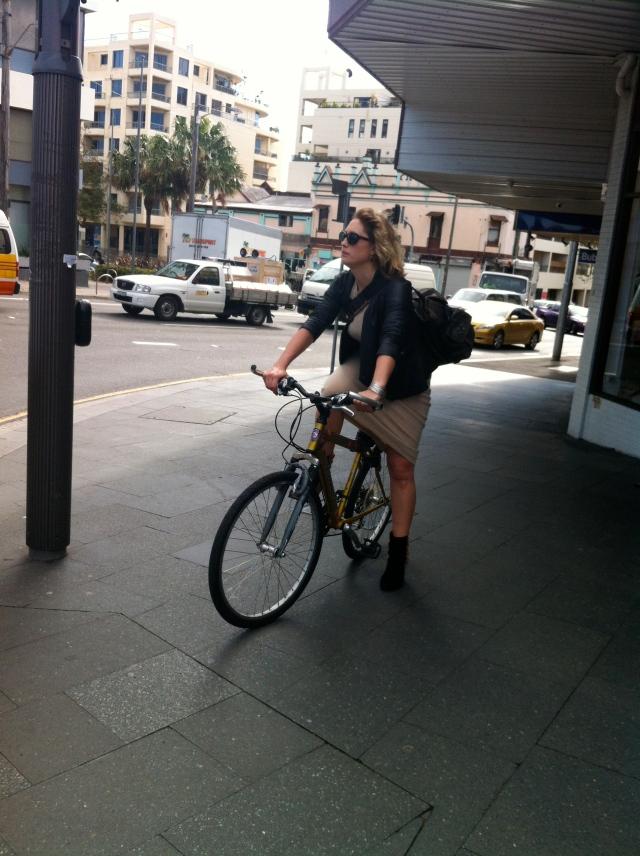 Redfern rider