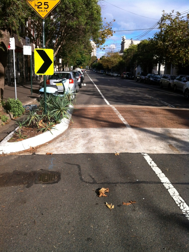 Redfern cycleway