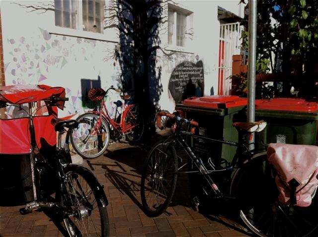 bikes at Rolador