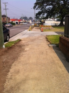 glebe rd path