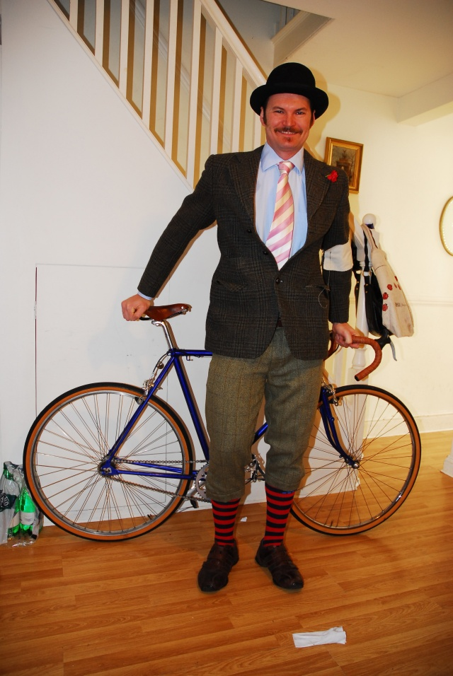 John tweed ride