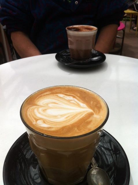 The locale latte